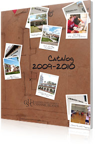 2009-2010 Catalog of Classes