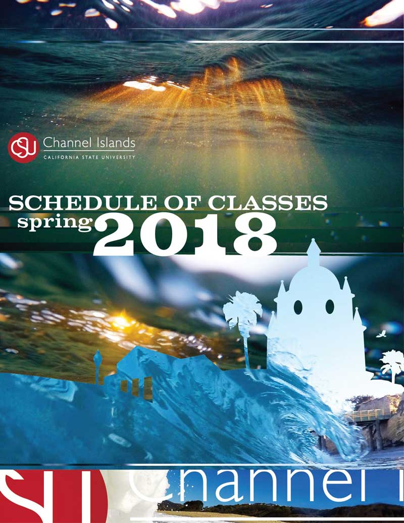 Spring 2018 Schedule of Classes