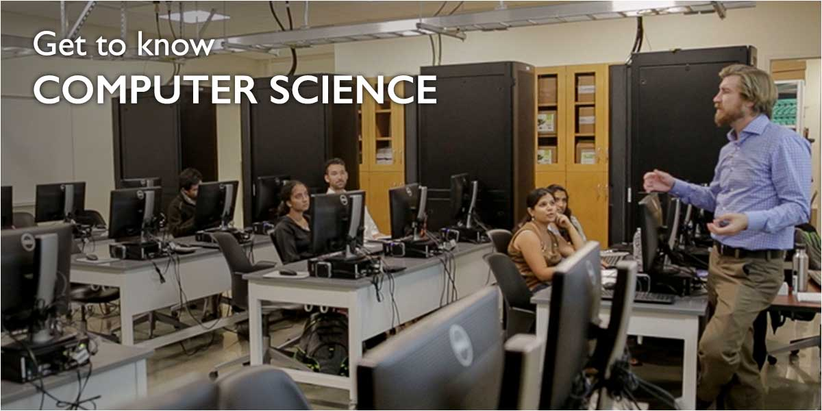 Get to Know Computer Science