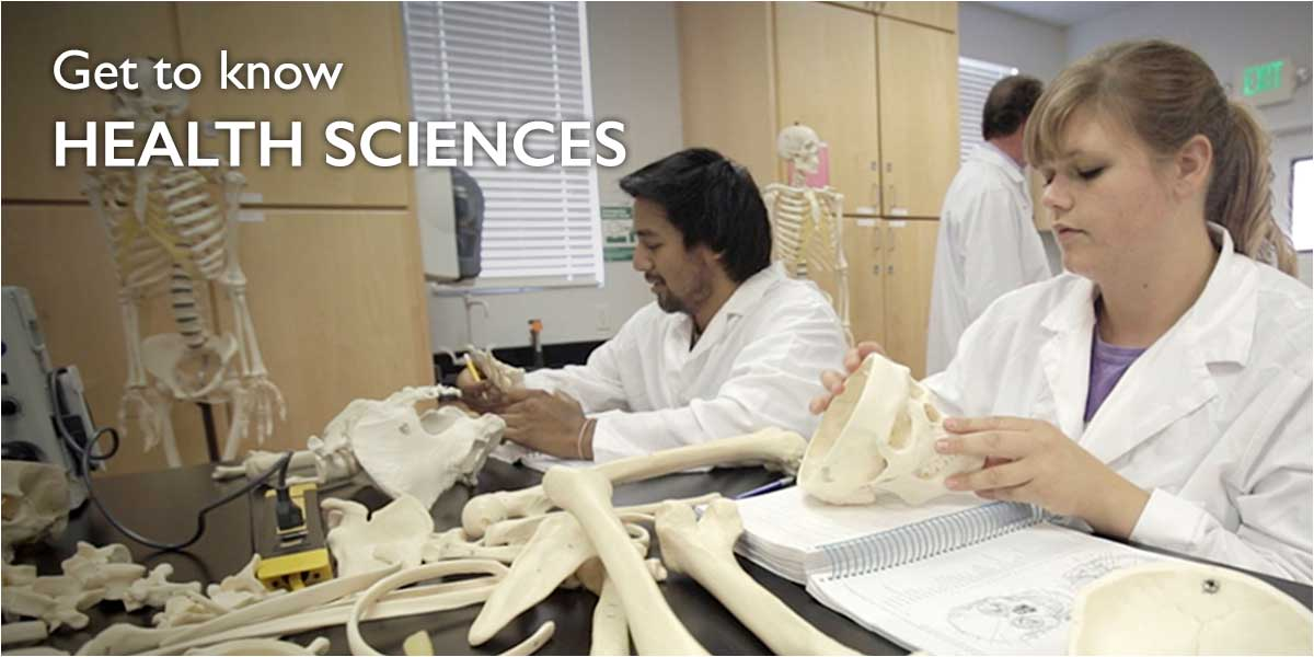 Get to Know Health Sciences