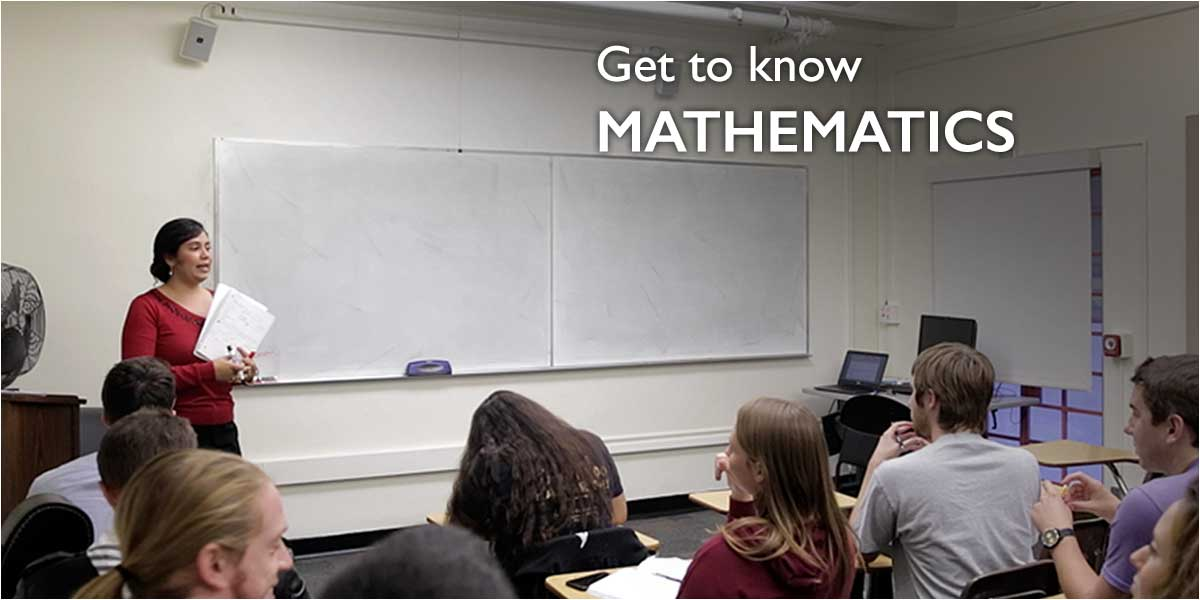 Get to Know Mathematics