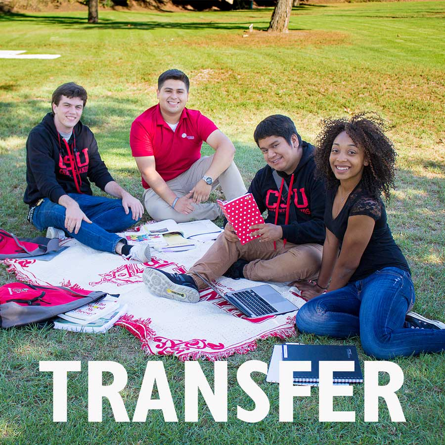 Admitted Transfers