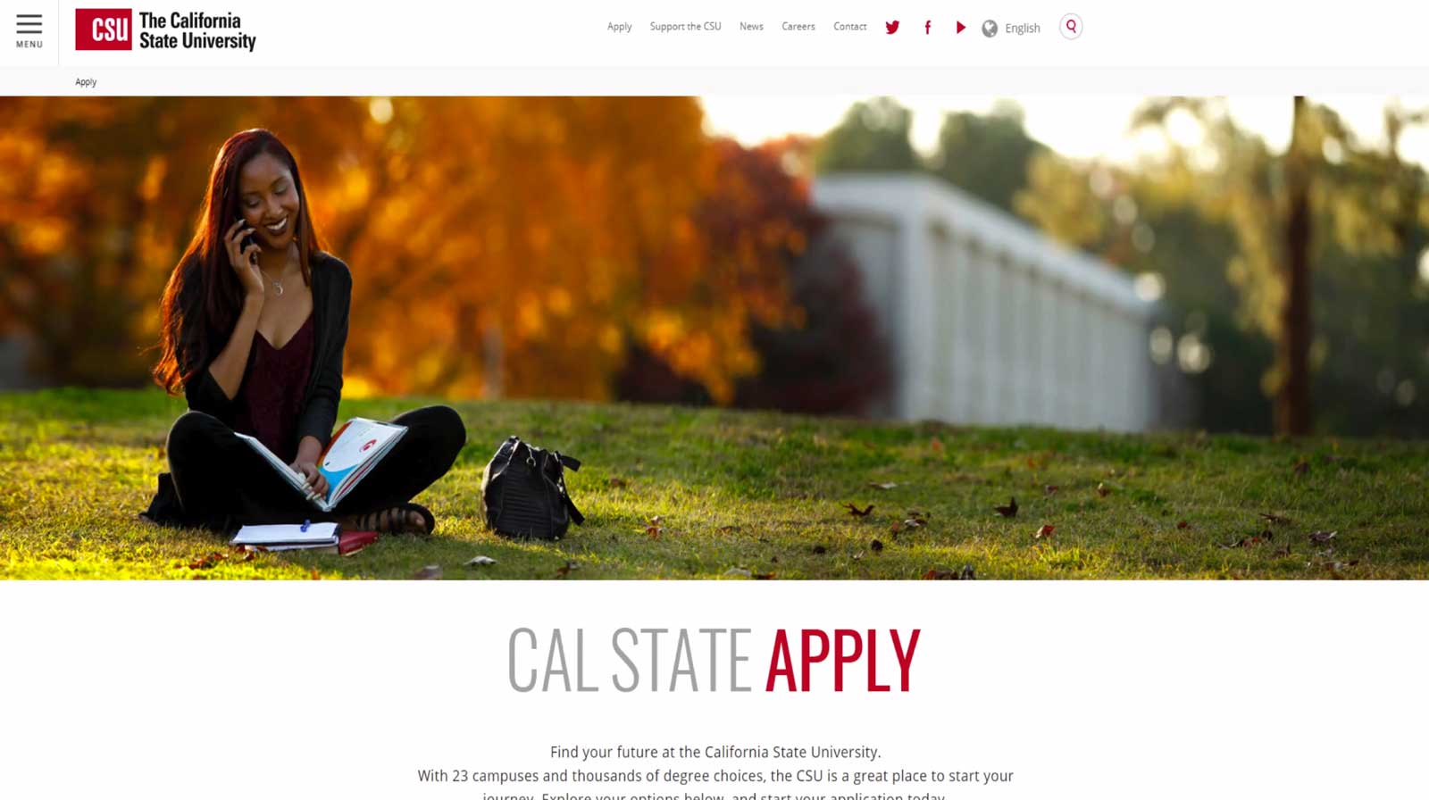 cal state university application essay Do cal state universities require application essays does the delaware state university require a essay there are 23 cal state university campuses.