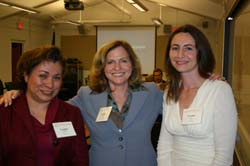 alumni networking event photo