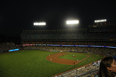 Dodgers Night Picture 3