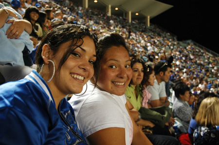Dodgers Night Picture 7