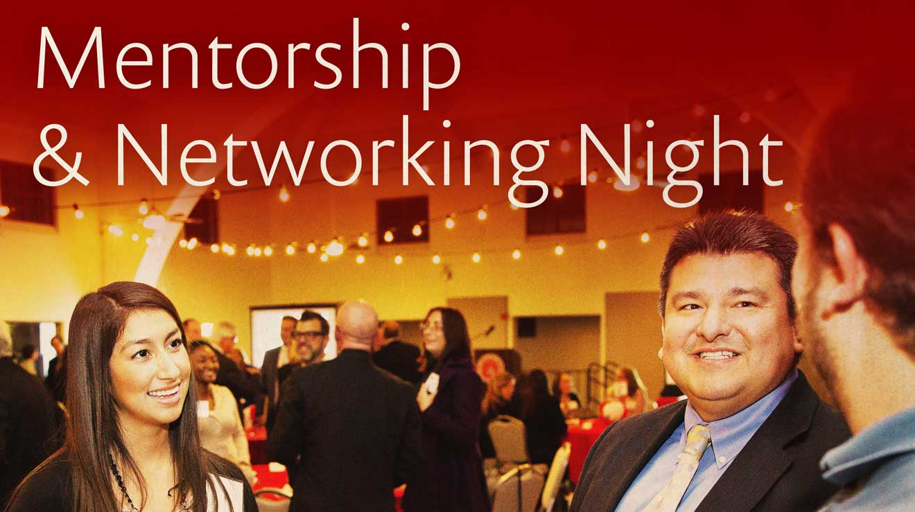 Mentorship & Networking Night