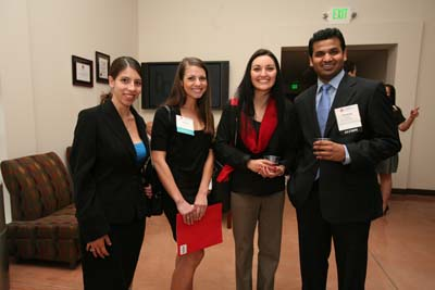 Alumni Networking Photo