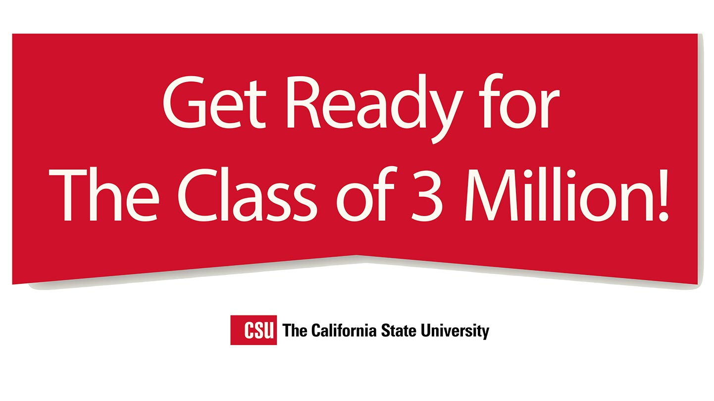 Join the class of 3 million!