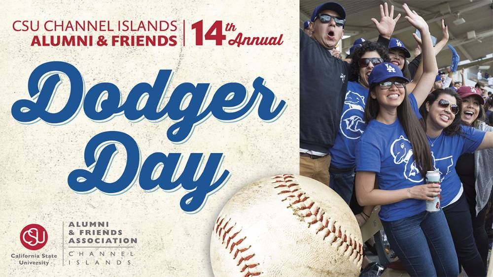 CSUCI Alumni & Friends 14th Annnual Dodger Day