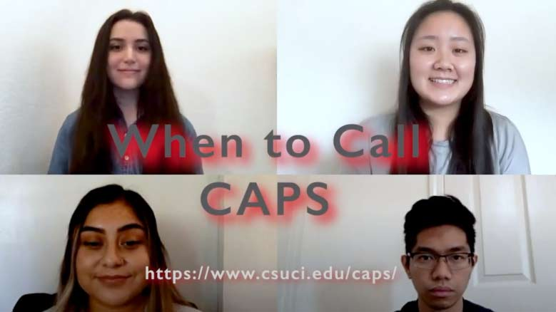 When to call CAPS