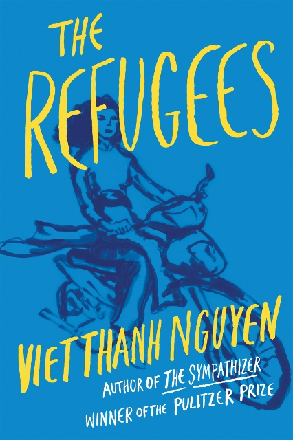book cover of The Refugees