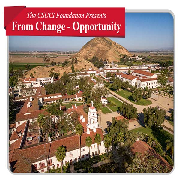 Upcoming CSUCI Foundation Events