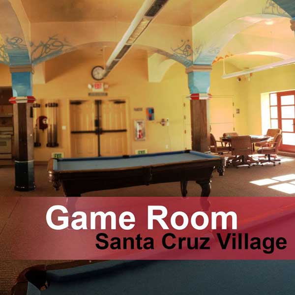 Game Room Panorama