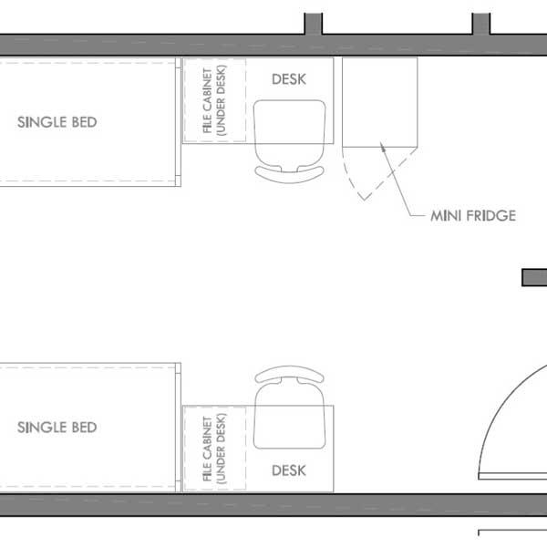 One Channel Island Floor Plans Hampton Inn