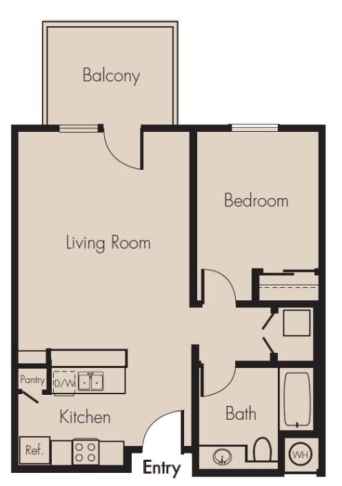 Studio Apartment Vs One Bedroom One Bedroom Apartments Rent 3 Living On Your Own Studio Vs 1