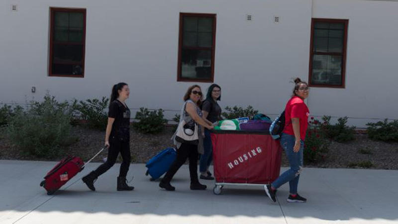 Fall 2019 Move-In Day is August 23!