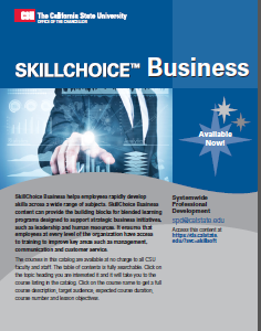Skillchoice Business Catalog