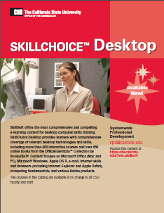 SkillChoice Desktop Catalog