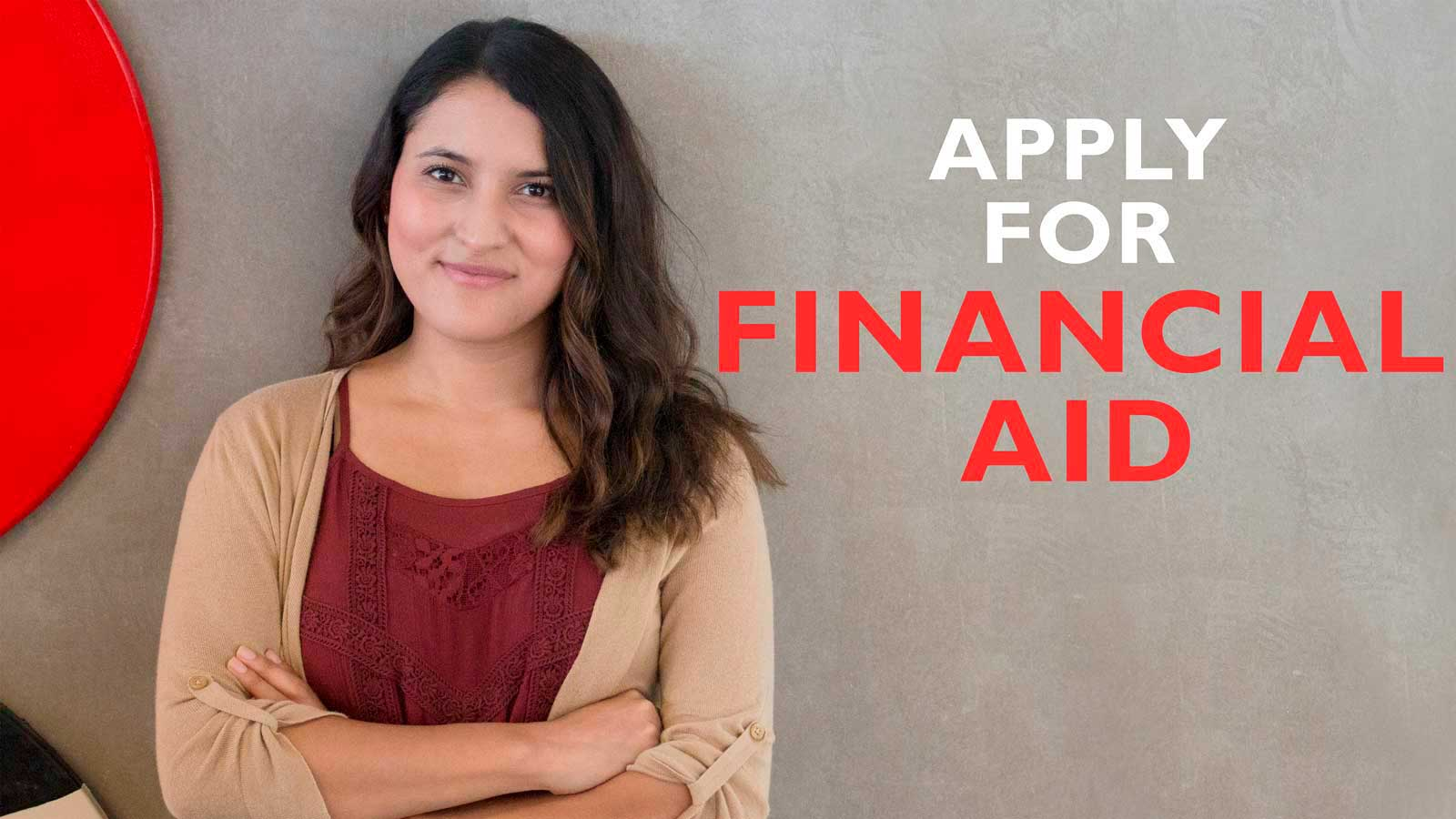 Financial Aid applications due by March 2nd