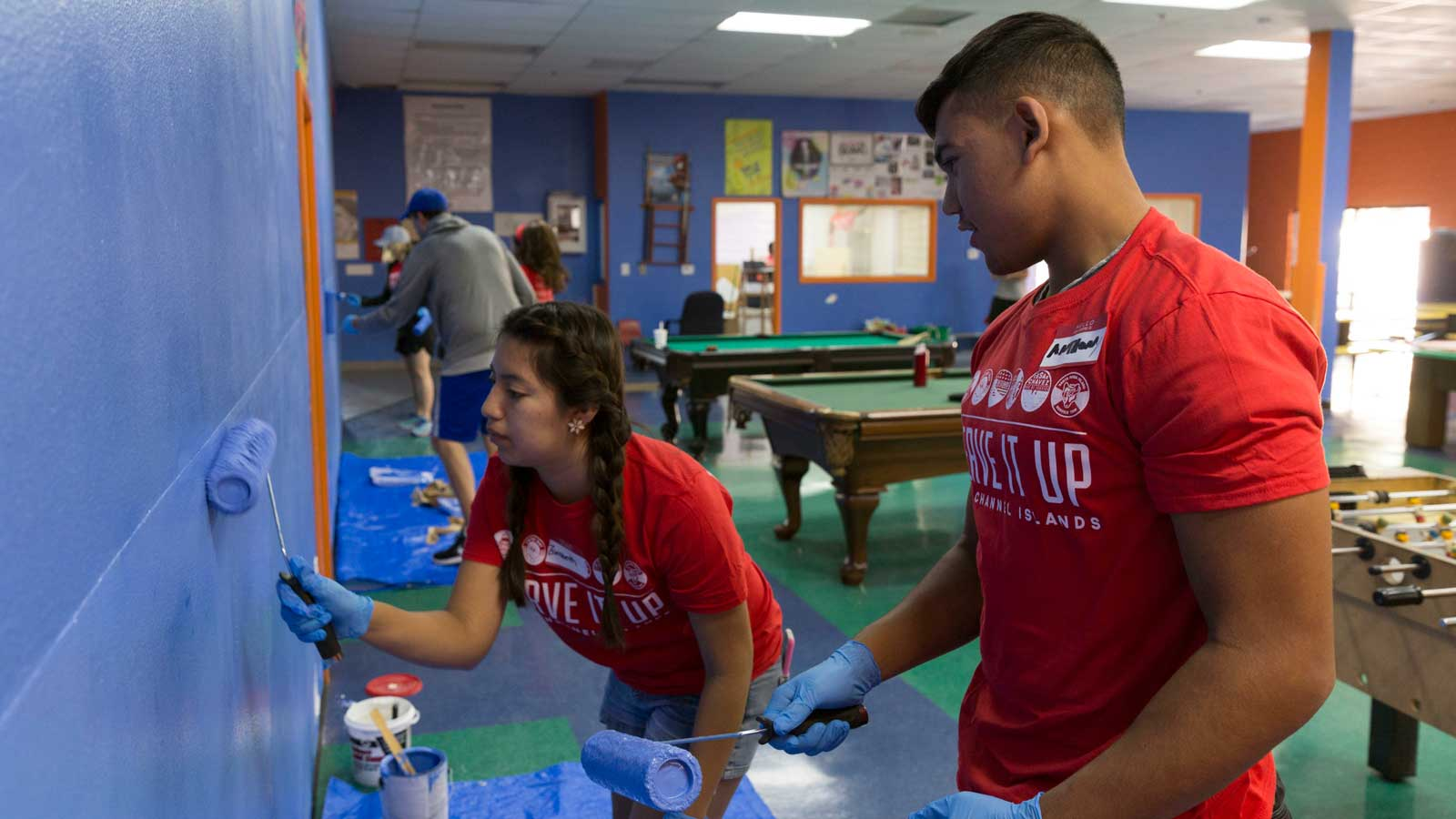 Service-learning at CSUCI transforms students into leaders and socially-conscious citizens