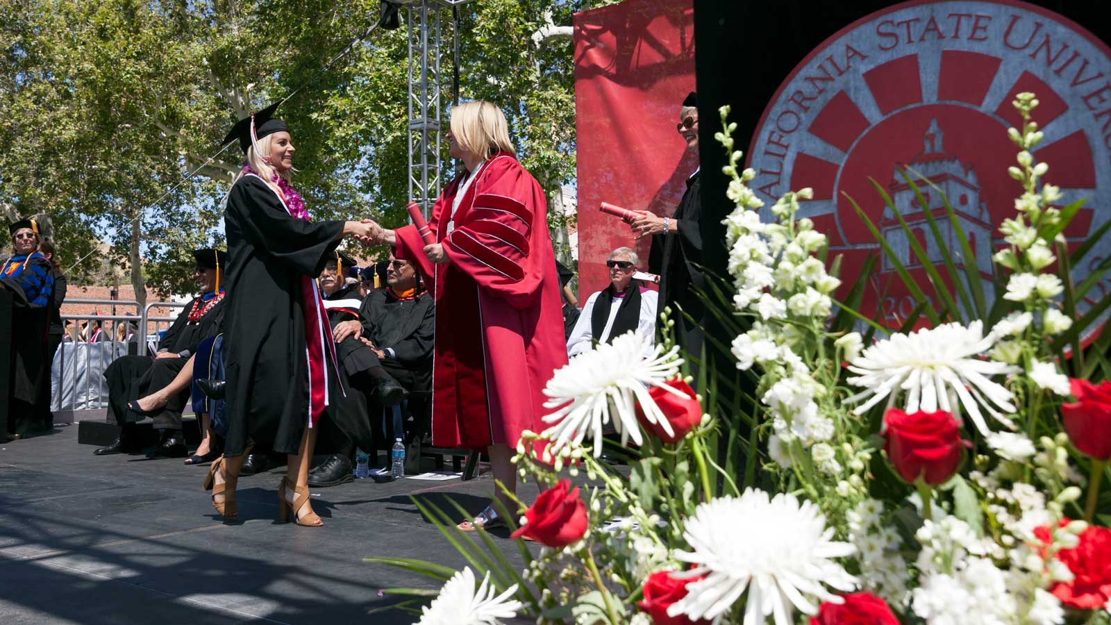 Commencement at CSU Channel Islands is May 19