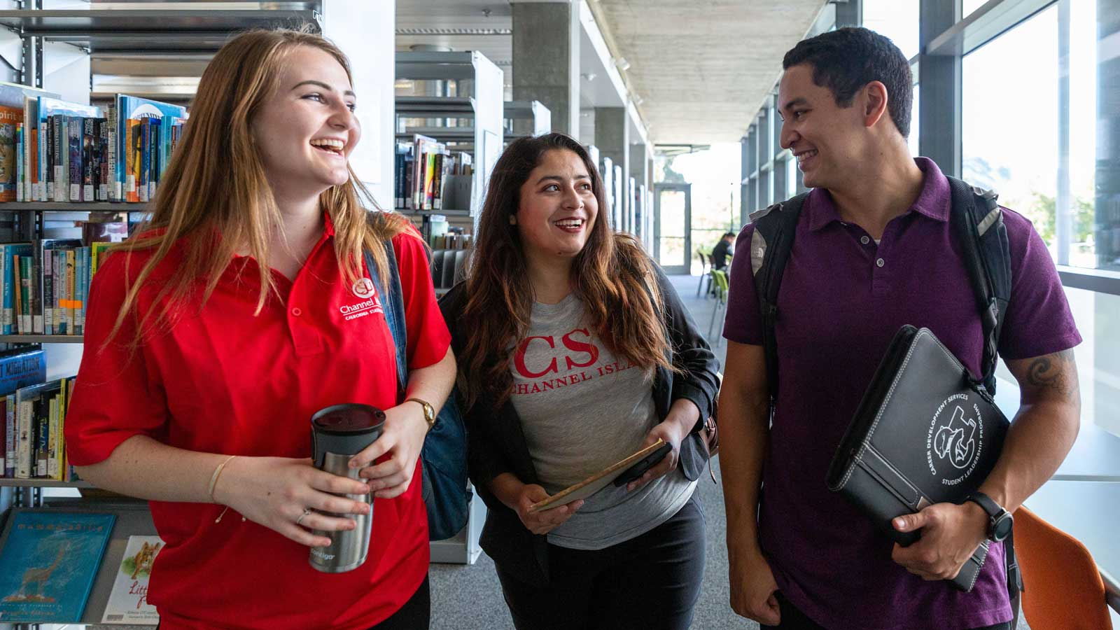 CSUCI's Business program is known for its interdisciplinary approach to learning