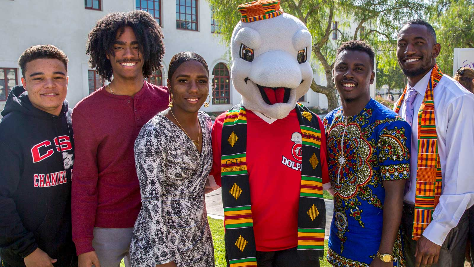 Students, Faculty & Staff celebrate Black History Month