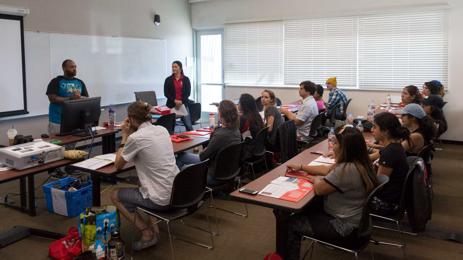 CSUCI offers leadership education through workshops and one-on-one advising