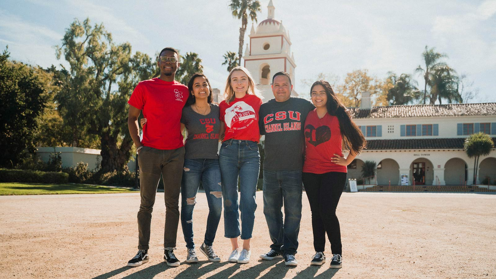 Learn about CSU Channel Islands. View our 2021 viewbook.