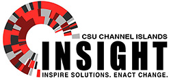 CSUCI INSIGHT. Inspire solutions. Enact change.