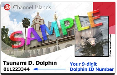 Example of a DolphinOne ID Card