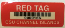 Red Tag Sample