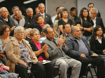 Ex-Braceros and families attend event