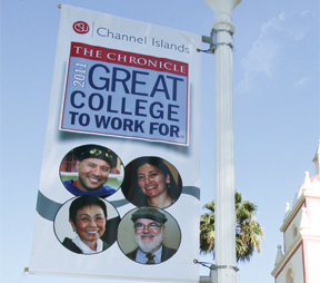 The Chronicle 2011 Great College to Work for