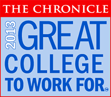 Great College 2013 logo