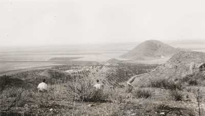 View of Round Mountain, circa 1937, CSUCI John Spoor Broome Library Archives.