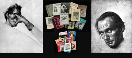 Collage of Mortensen books