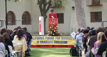 So Cal Diversity Forum hosted on campus