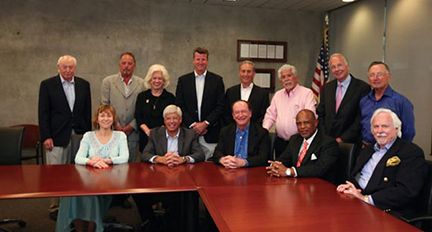 Foundation board members