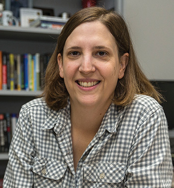 Assistant Professor Christina M. Smith