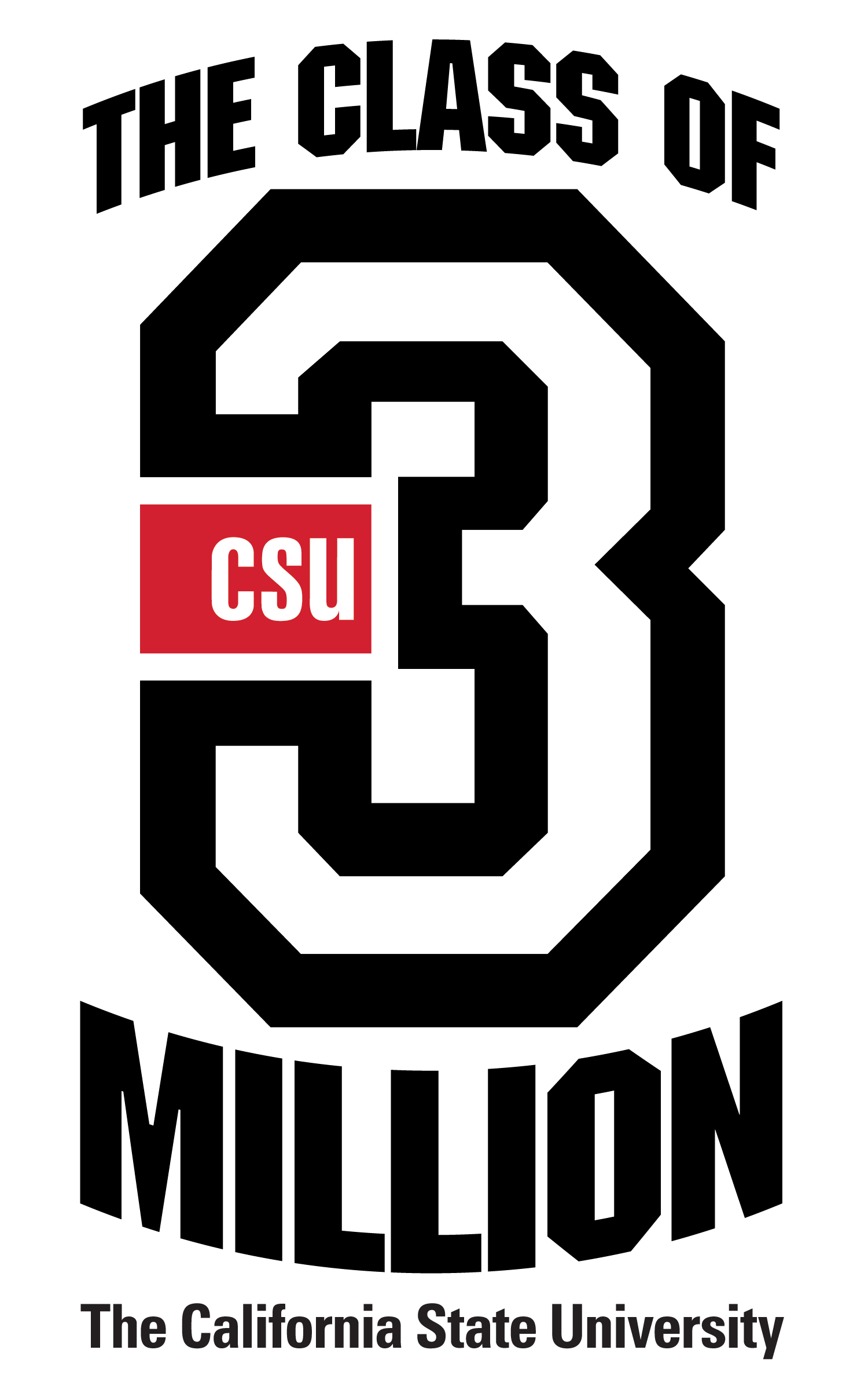 CSU Class of 3 Million