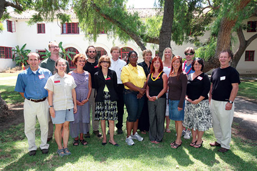 New faculty at CSUCI