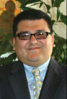 new alumni board member profile for guillermo partida