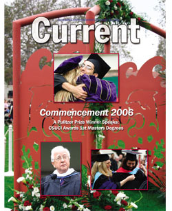 Cover of the Current, Spring/Summer 2006