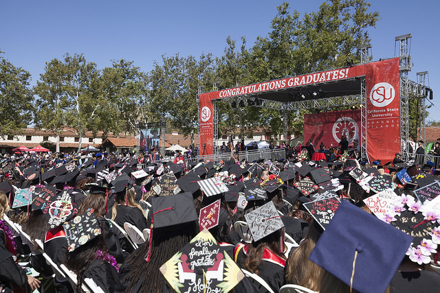CSUCI Commencement will present honorary degrees for Former