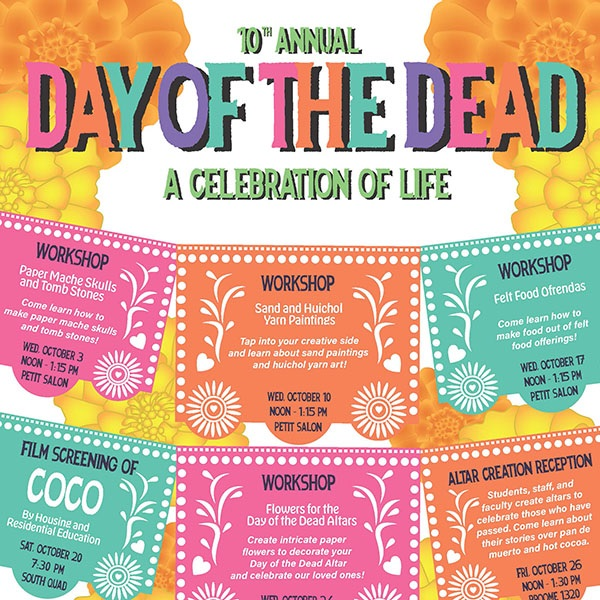 10th Annual Day Of The Dead Celebration Of Life News Releases