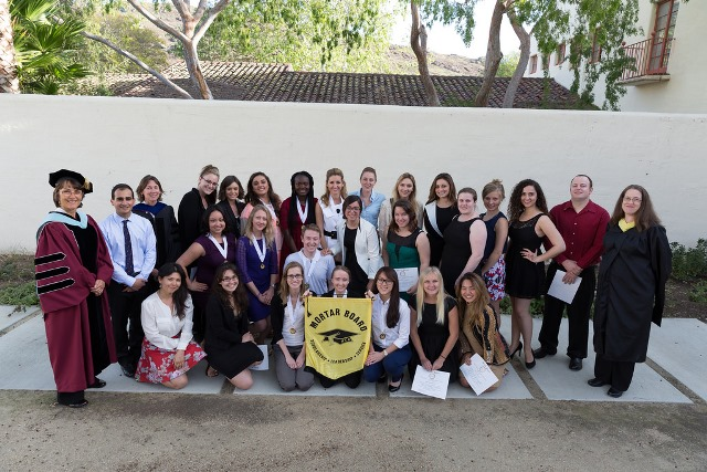 2014 CI Mortar Board Inductees
