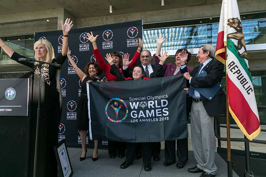 CI and Camarillo to be host town for Special Olympics