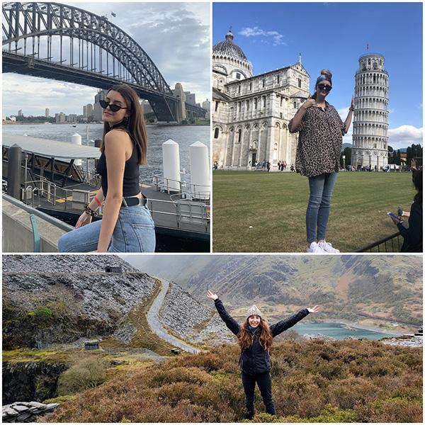 CSUCI students study abroad